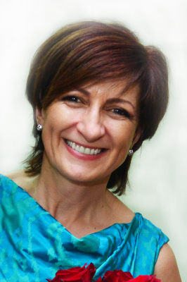 Sasha Bezuhanova - founder and chairperson of MOVE.BG